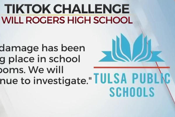 Picture for TPS Investigating Videos Of Students Taking Part In TikTok Trend