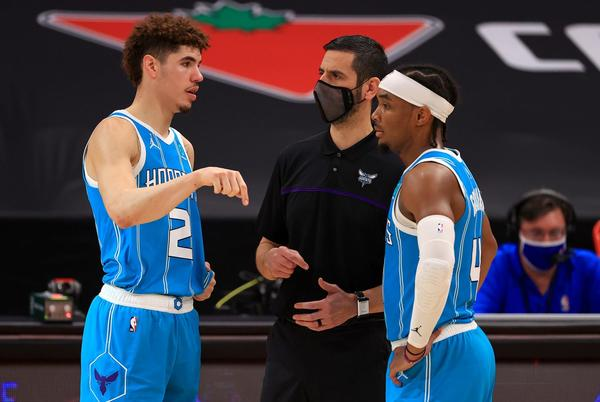 Picture for The Charlotte Hornets are doomed to run the 'treadmill of mediocrity'