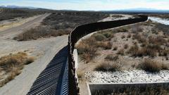 Cover for North Texas Law Professor Expects Biden Administration To Sue Texas To Block State's Border Wall