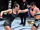 Picture for After first career TKO win, UFC's Montana De La Rosa would love to fight Antonina Shevchenko
