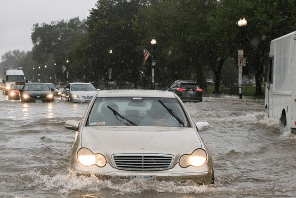 Picture for Flood Warning issued for District of Columbia by NWS