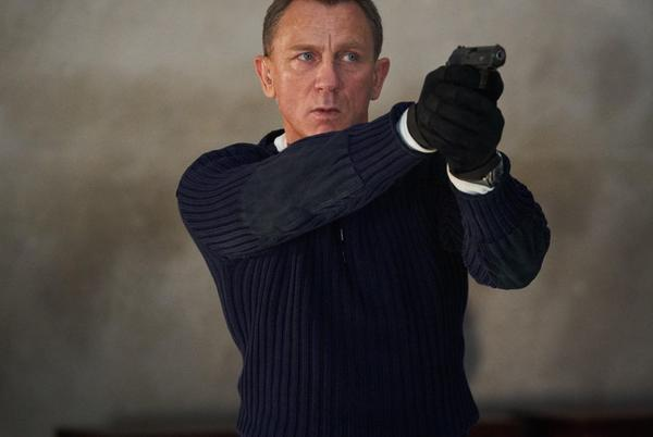 Picture for No Time To Die review: Daniel Craig's James Bond exit goes out with a bang