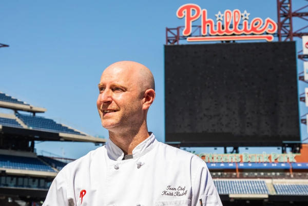 Picture for Richboro Chef Keith Rudolf Plates Nutritious — But Not Too Frou-Frou — Dishes for the Philadelphia Phillies