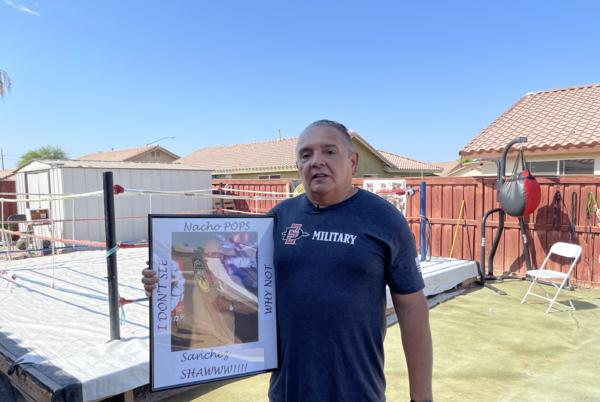 Picture for Calexico boxing coach dies from COVID