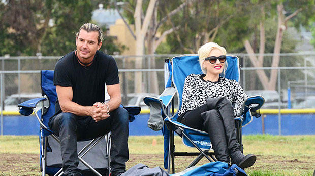 Picture for Gwen Stefani & Gavin Rossdale Seem To Avoid Each Other At Son's Football Game — Photos
