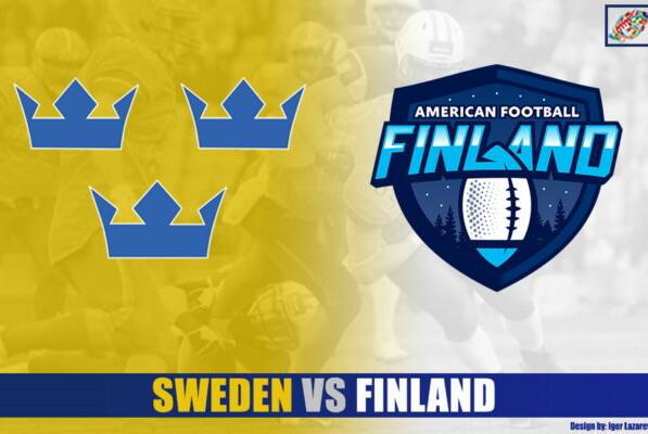 Picture for LIVESTREAM Sweden: Team Finland @ Team Sweden, October 17, 12:00 CET (12 noon, 6 am ET)