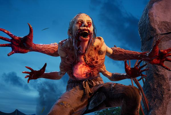 Picture for Review: 'Back 4 Blood' modernizes a classic co-op zombie formula