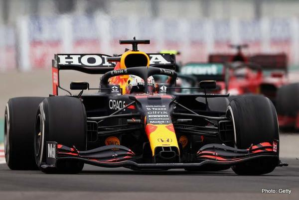 Picture for Verstappen: We will definitely take that result