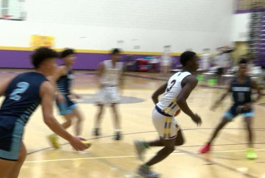 Picture for Local High School Basketball Clinic tips off Sunday
