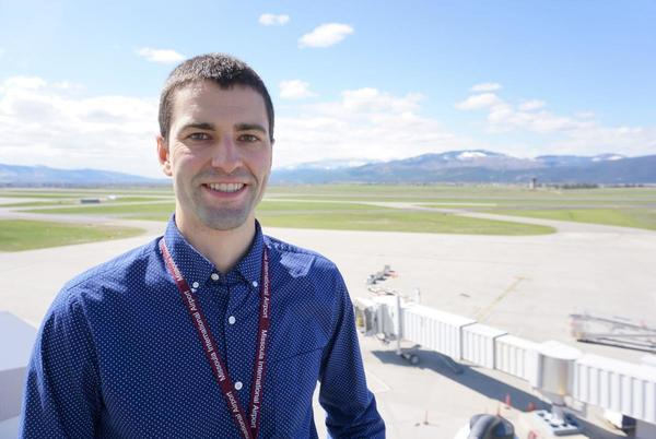 Picture for Former project manager selected to serve as Missoula Montana Airport deputy director