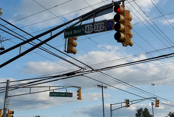 Picture for Cops: Egg Harbor Twp., NJ, Man Killed After Car Runs Red Light on Black Horse Pike