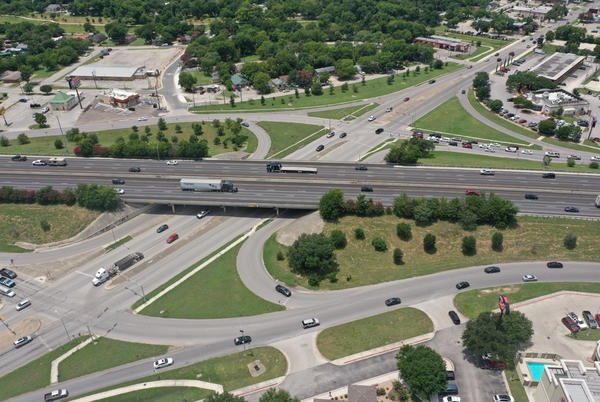 Picture for Kyle, San Marcos, Austin I-35 road construction projects for week of September 18