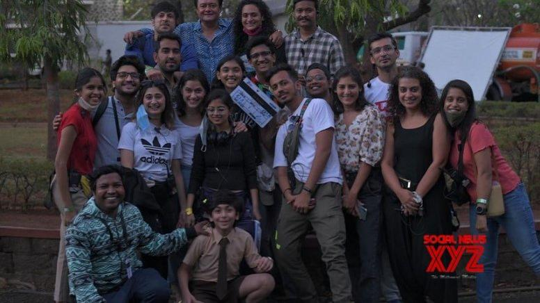 Picture for Anurag Kashyap completes shoot of 'DoBaaraa'