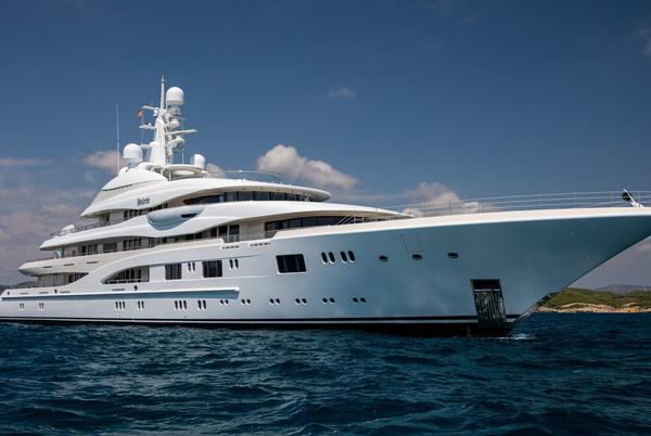 Picture for Further €9M price drop on Lürssen motor yacht Valerie