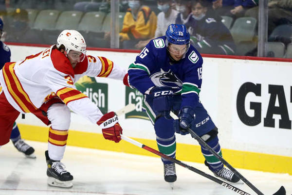 Picture for The Morning After Vancouver: Flames Fall To Canucks 4-2