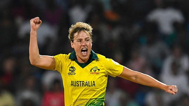 Picture for Birmingham Phoenix land star signing Ellyse Perry for this summer's Hundred competition as ICC's women's cricketer of the decade joins Amy Jones, Georgia Elwiss and Ashleigh Gardener at Edgbaston club
