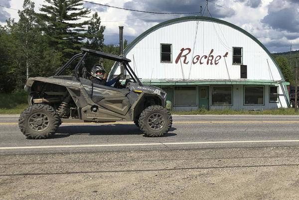 Picture for Black Hawk Co. explains why ATV usage won't be expanded