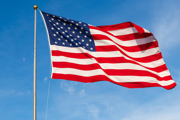 Picture for School backtracks after denying students from painting American flag: 'I love my country'