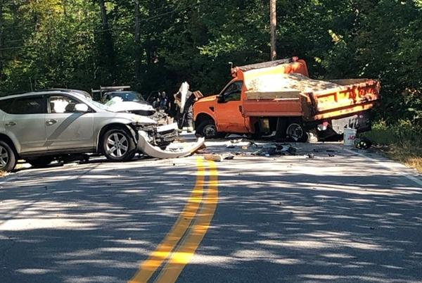 Picture for Sanford woman flown to Maine Medical Center after two-vehicle crash