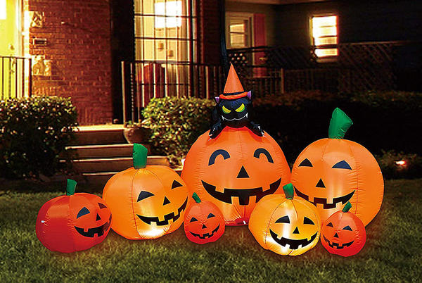 Picture for Get Into The Spooky Spirit With These Halloween Inflatables