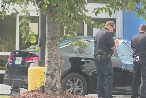 Picture for Suspect in death of teen found shot in west Charlotte Walmart parking lot dies in hospital, police say