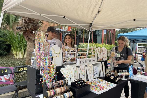 Picture for UCF student expands jewelry business with pop star's help