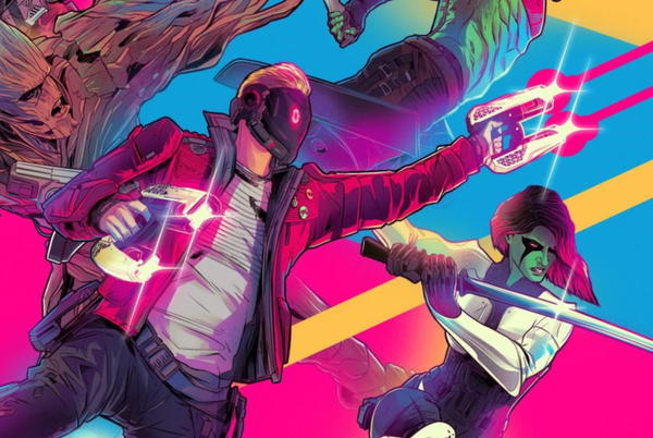Picture for Mondo Releasing Marvel's Guardians of the Galaxy Soundtrack on Vinyl