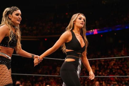 Picture for Rumor Roundup: New AEW titles, WWE release request, TLC, NXT