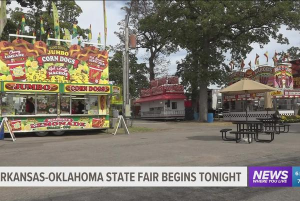 Picture for Arkansas-Oklahoma State Fair kicks off today in Fort Smith