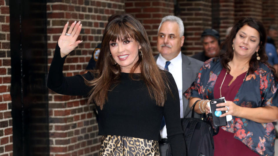 Picture for Marie Osmond Models Skinny Jeans While Revealing How She's Maintained 50-Pound Weight Loss