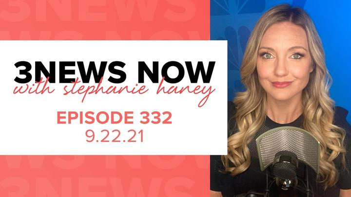 Cover for What we know about the death of Gabby Petito, why an Ohio Sheriff says 'we are not the vaccine police': 3News Now with Stephanie Haney