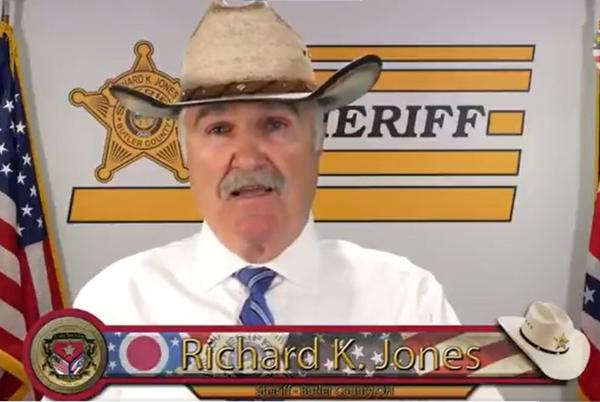 Picture for Defiant Ohio Sheriff Says 'No' to Enforcing Vaccine Mandates