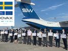 Picture for First Swedish doses delivered through COVAX