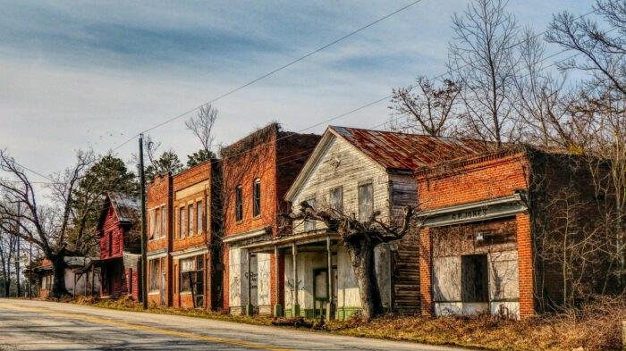 Cover for The Virginia Ghost Town That's Perfect For An Autumn Day Trip
