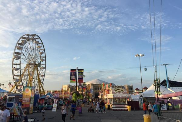 Picture for Days Before Tulsa State Fair, New COVID Cases Nearly Double That When 2020 Event Was Canceled