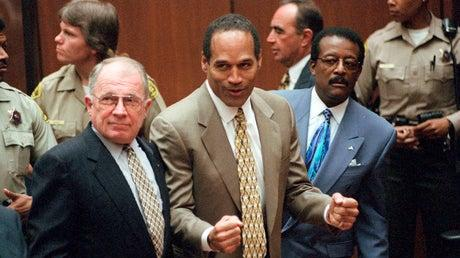 Picture for OJ Simpson confirms death of his former defense attorney F Lee Bailey