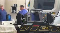 Cover for Sheboygan County EMS responders preparing for Ryder Cup