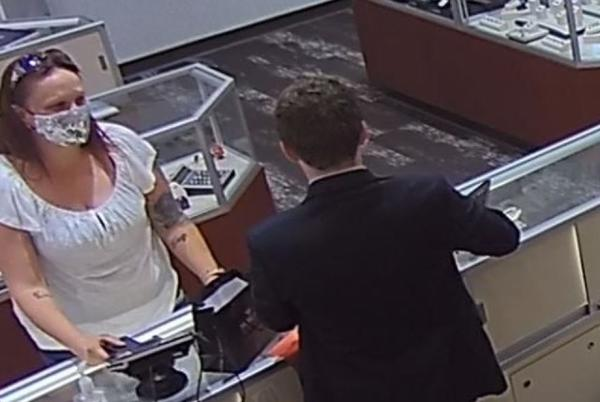 Picture for Orem police looking for woman who allegedly ran up $30K in fraudulent charges