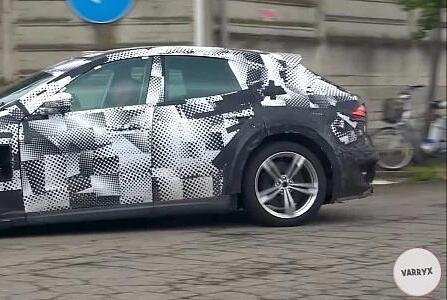 Picture for 2023 Ferrari Purosangue Mules Caught Impersonating the Maserati Levante