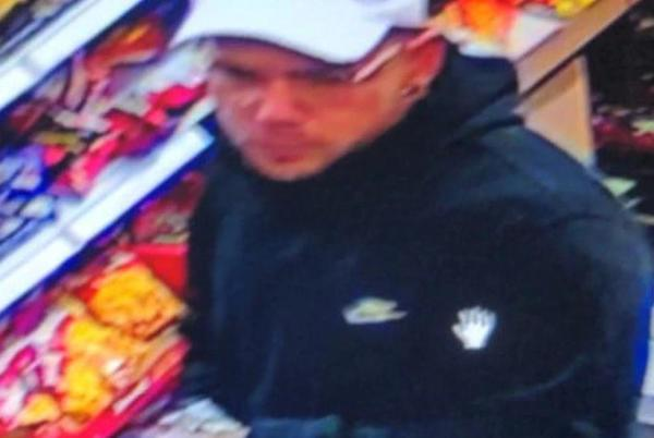 Picture for Car stolen from Akron convenience store