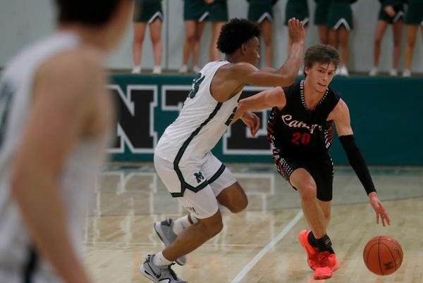 Picture for High school basketball: Campolindo's Aidan Mahaney discusses Saint Mary's commitment, prep career, big goals for upcoming season