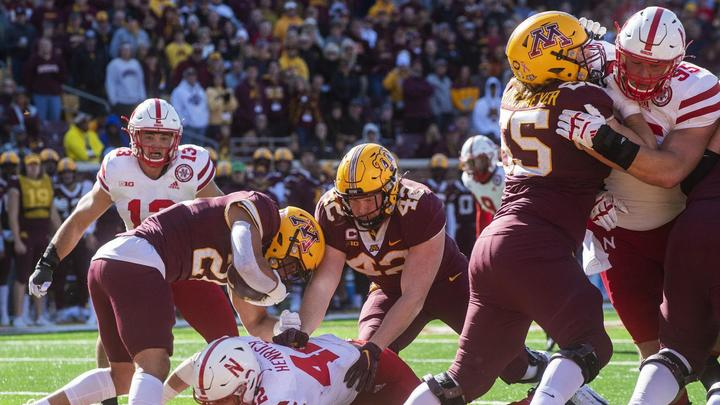 Cover for Sound waves: What others are saying about Saturday's Husker game