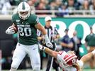 Picture for Report: Former Michigan State TE Matt Seybert signing with Los Angeles Chargers