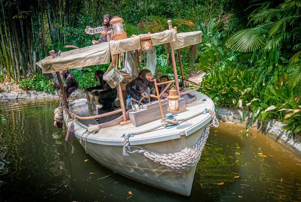 Picture for Move over, 'Jungle Cruise': These are the Disney rides that should be movies, stat