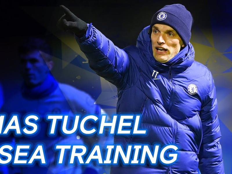 exclusive-thomas-tuchels-first-chelsea-training-session