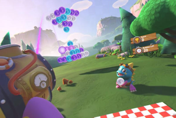 Picture for Puzzle Bobble 3D: Vacation Odyssey