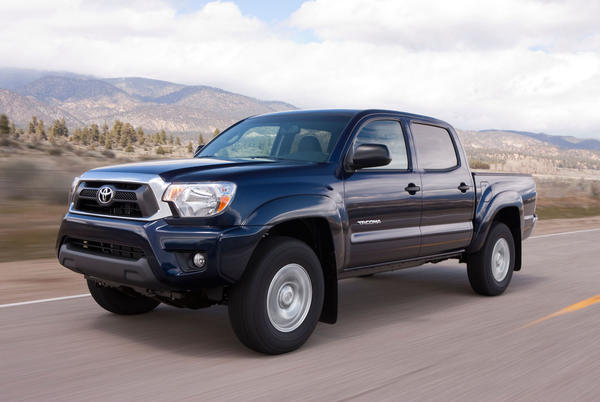 Picture for Can't Find a Used Toyota Tacoma For Sale? Check Out These Tacoma Overlanding Campers