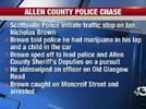Picture for Allen County Police chase