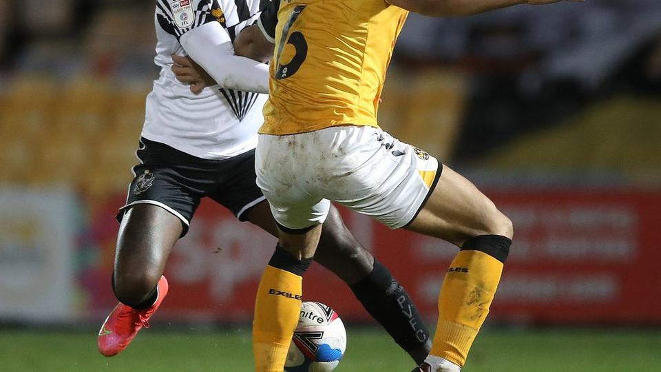 Picture for Theo Robinson on target as Port Vale beat Exeter
