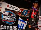 Picture for Buddy Kofoid collects USAC Indiana Midget Week crown
